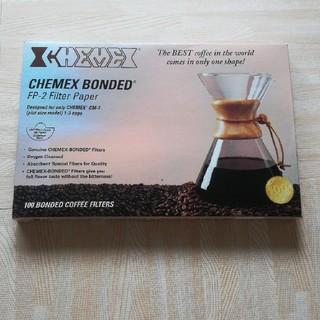 カリタ(CARITA)のケメックス コーヒーフィルター 3カップ用(コーヒーメーカー)