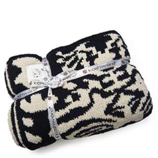 カシウエア(kashwere)のカシウェア  ブランケット ダマスク柄 プレゼント 内祝い 出産祝い(毛布)
