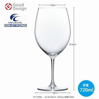 トウヨウササキガラス(東洋佐々木ガラス)のワイングラス クリア RN-10283CS 720ml パローネ 食洗機可(アルコールグッズ)