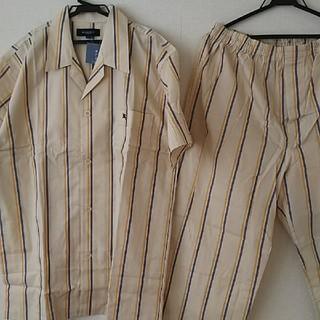 バーバリー(BURBERRY)のバーバリーロンドンの紳士半袖バジャマ新品タグ付きです(^-^)(その他)