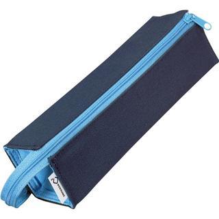 コクヨ(コクヨ)のコクヨ ペンケース 筆箱 ペン立て C2 ネイビー×ブルー(ペンケース/筆箱)