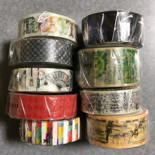 エムティー(mt)のカモ井 Limited Edition のマスキングテープセット(テープ/マスキングテープ)