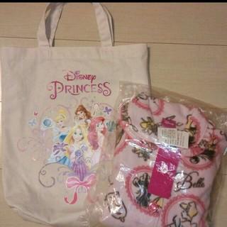 シマムラ(しまむら)の[最終Sale!!]プリンセスパジャマ&トートバッグ(パジャマ)