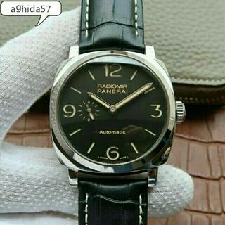 オフィチーネパネライ(OFFICINE PANERAI)のパネライ ラジオミール メンズ腕時計(腕時計(アナログ))