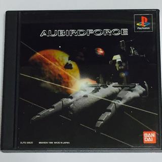 プレイステーション(PlayStation)のPS AUBIRDFORCE(家庭用ゲームソフト)