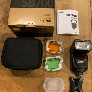 ニコン(Nikon)のニコン Nikon スピードライト SB-700(ストロボ/照明)