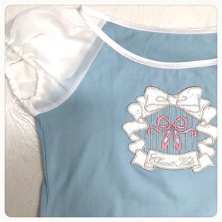 チャコット(CHACOTT)のm.さま ご専用♡チャコット カットソー 140(Tシャツ/カットソー)