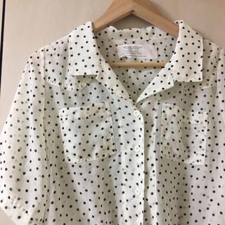 サンタモニカ(Santa Monica)のvintage 韓国製 シャツ(シャツ/ブラウス(半袖/袖なし))