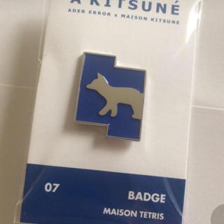 メゾンキツネ(MAISON KITSUNE')のmaison kitsune (ネクタイ)