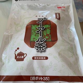 ティーライフ(Tea Life)のスイカとぶどう様   ティーライフ プーアール茶(健康茶)