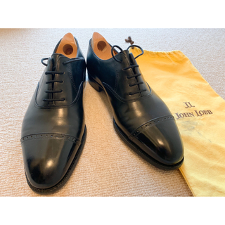 ジョンロブ(JOHN LOBB)の純正シューツリー・袋付き) ジョンロブ  フィリップ (黒・26cm)(ドレス/ビジネス)