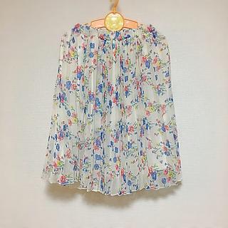 シュカグローバルワーク(shuca GLOBALWORK)の110〜120 プリーツスカート(スカート)