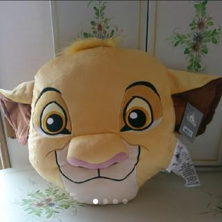 ディズニー(Disney)のライオンキングシンバ ピロー(リングピロー)