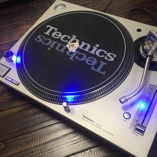LEDカスタム Technics SL1200MK3D 1台(ターンテーブル)
