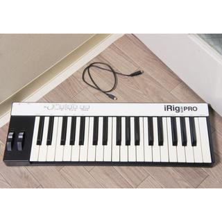 ★美品iRig Keys Pro MIDIキーボード・コントローラー (MIDIコントローラー)