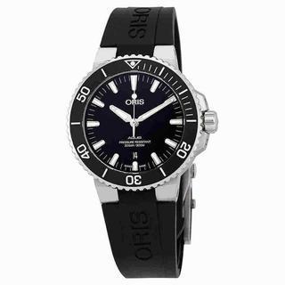 オリス(ORIS)の【新品未使用】 オリス アクイス デイト 自動巻き 腕時計 (腕時計(アナログ))