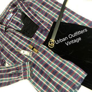 アーバンアウトフィッターズ(Urban Outfitters)の海外物ヴィンテージシャツ(シャツ/ブラウス(長袖/七分))