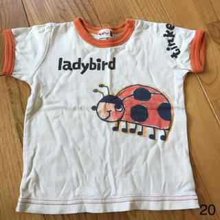 ティンカーベル(TINKERBELL)の②ティンカーベルTシャツ(Tシャツ)