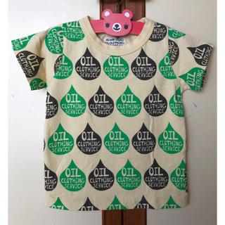 オイル(OIL)のオイルクルージングサービス キッズ Tシャツ 100(Tシャツ/カットソー)