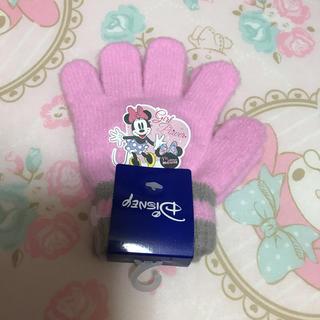 ディズニー(Disney)のミニーちゃん 手袋 幼児用(手袋)
