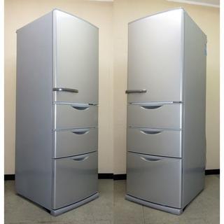 2014年製★送料無料★AQUA★4ドア冷蔵庫★355L(8R91885)