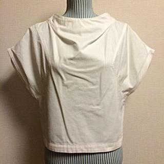 グレースコンチネンタル(GRACE CONTINENTAL)のDiagram デザインシャツブラウス(シャツ/ブラウス(半袖/袖なし))