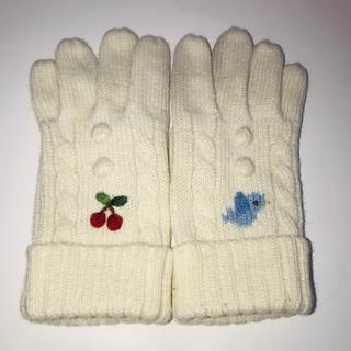 ファミリア(familiar)の★ ファミリア 手袋 ★(手袋)