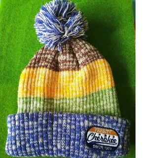シマムラ(しまむら)のニット帽 サイズ54-56(帽子)