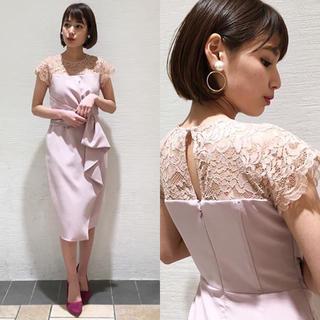 ラグナムーン(LagunaMoon)の新品 ラグナムーン ドレス Mサイズ(ミディアムドレス)