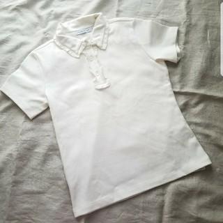 ジェイダブリューアンダーソン(J.W.ANDERSON)のJ.W.Anderson  フリル襟トップス 未使用 タグ付き(Tシャツ(半袖/袖なし))
