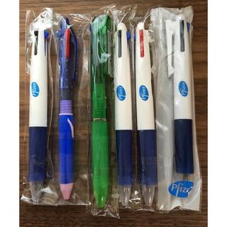 ゼブラ(ZEBRA)の3色ボールペン6本セット(ペン/マーカー)