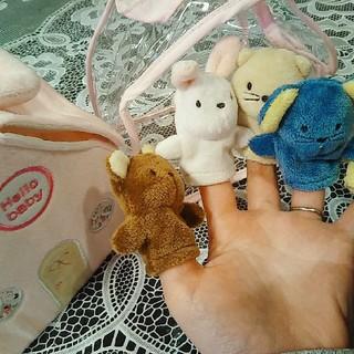 ブランシェス(Branshes)のbranshes 指人形(ぬいぐるみ/人形)