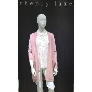 セオリーリュクス(Theory luxe)のtheory luxe ウォッシャブル ノースリーブ ブラウス 38(シャツ/ブラウス(半袖/袖なし))