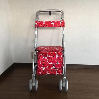シルバーカー  歩行器 マリメッコ(歩行器)