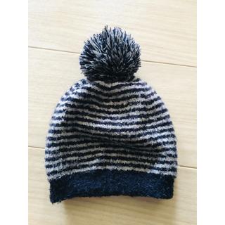 MUJI (無印良品) - ニット帽 ベビー