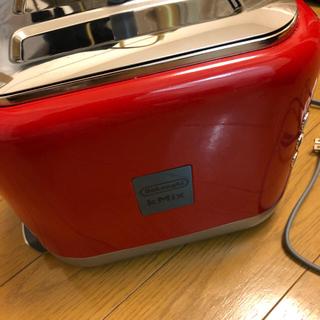 デロンギ(DeLonghi)のデロンギ ケーミックス ポップアップトースター(調理機器)