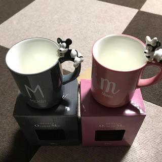 Disney - Disney ペアでマグカップ