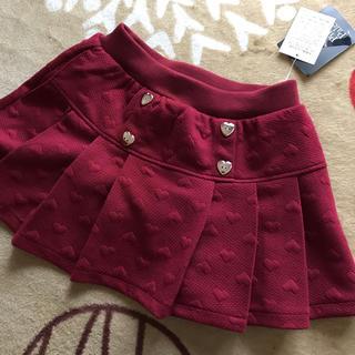 シマムラ(しまむら)の新品未使用 プリーツスカパン120 130(スカート)