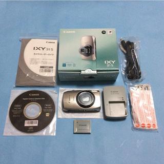 キヤノン(Canon)のデジカメ Canon IXY 31S(コンパクトデジタルカメラ)