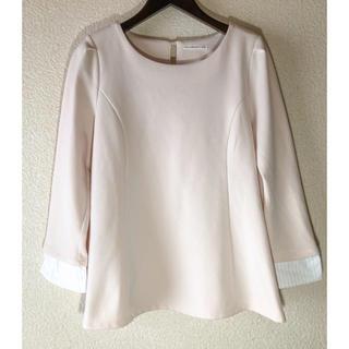 ウィルセレクション シャツ袖付きトップス ピンクM