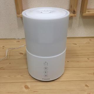 ドウシシャ(ドウシシャ)の送料込み ドウシシャ 加湿器 2017年製 アロマも使用できます(๑˃̵ᴗ˂̵)(加湿器/除湿機)