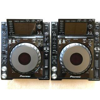 パイオニア(Pioneer)のPioneer CDJ-2000nexus 2台セット パイオニア(CDJ)