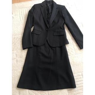 新品未使用 スカートスーツ 卒業式入学式(スーツ)