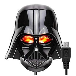 ディズニー(Disney)のスターウォーズ/コネクタAC充電器ダースベイダー(バッテリー/充電器)