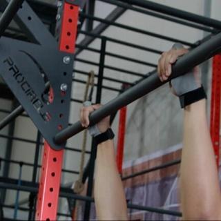 リフティンググローブ 重量挙げ 腕力パワーアップ 筋トレ 高級革 簡単装着 2つ(その他)