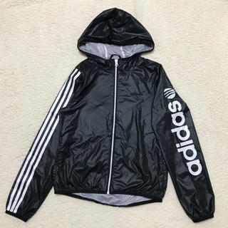 adidas - アディダス 薄手パーカー ジュニアパーカー150