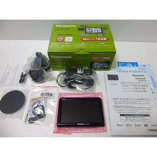 ゴリラ(gorilla)のpanasonic CN-G510D gorilla ゴリラ 美品 送料込(カーナビ/カーテレビ)