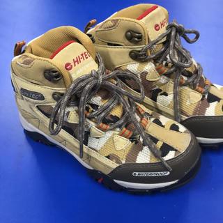 ハイテック(HI-TEC)のHI-TEC 登山靴 20㎝(登山用品)