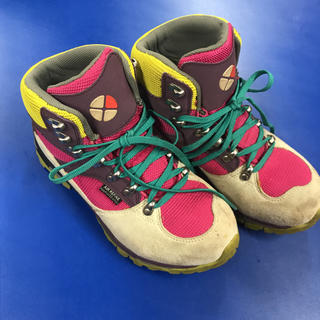 キャラバン(Caravan)のCARAVAN 登山靴 22.5㎝(登山用品)