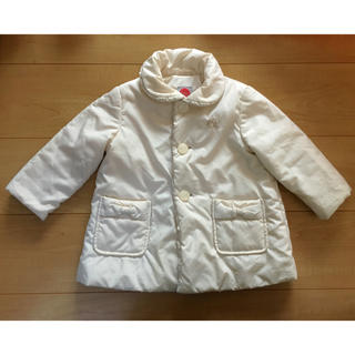 ハッカベビー(hakka baby)の〈値下げ〉HAKKA Baby ハッカベビー ☆ 80 中綿コート(ジャケット/コート)